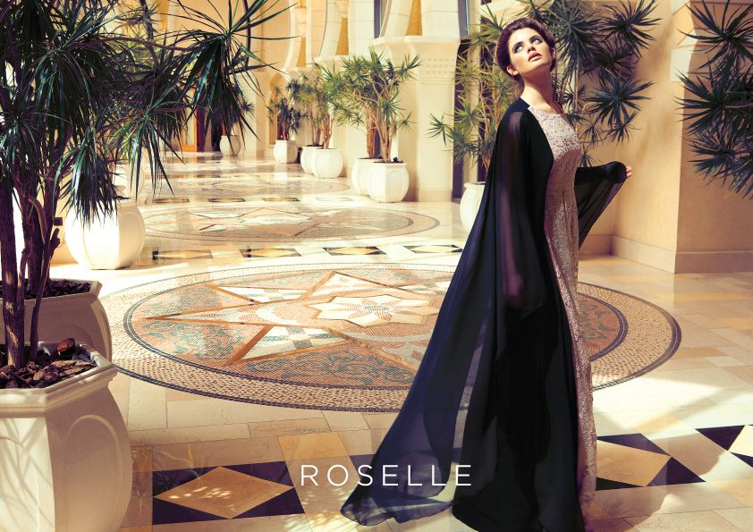 Fashion world of the UAE Festive12 A