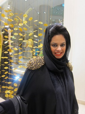 Fashion Designer Abeer Al Suwaidi Debuts in Ireland IMG 4462 e1346431444789