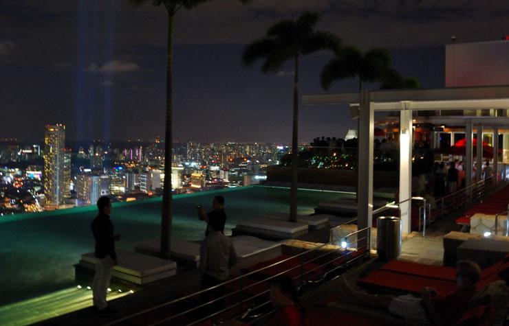 Top five Restaurants with the best views ever KuDeTa Singapore045