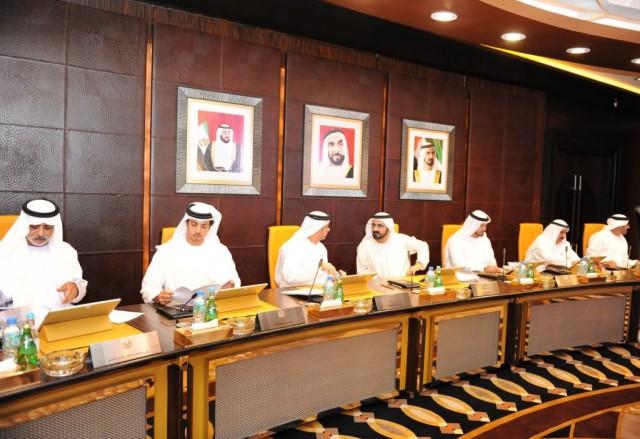Choose the new UAE logo cabinet sheikh mohammed1 e1346145993653