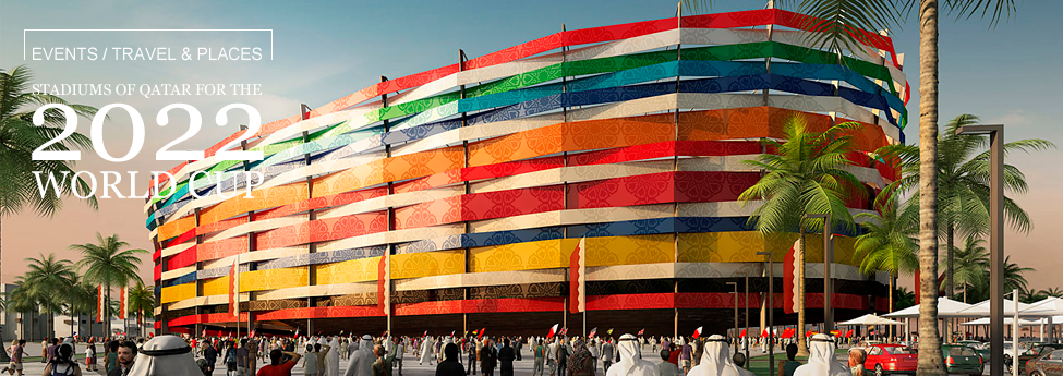 Do you already know the stadiums of Qatar World Cup 2022? stadiums of Qatar for the 2022 World Cup