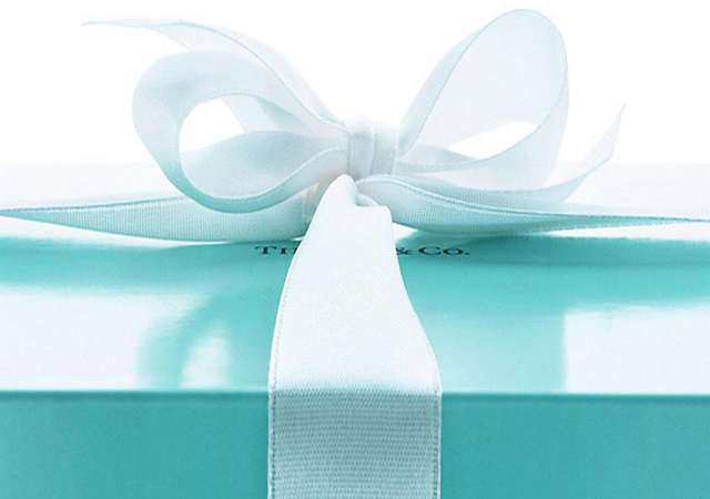 Best Luxury Gitf for Eid Al-Fitr tiffany box