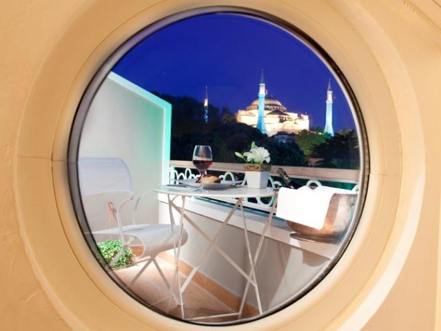 Hypnos Design Hotel in Istanbul 3