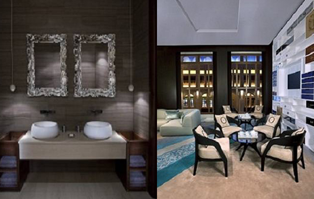 Located in the Souq Waqif, with its extensive walkways, Al Jasra Boutique Hotel features an intricate décor and architecture. It offers free Wi-Fi in the entire hotel, a spa and 2 restaurants  Luxury Al Jasra Boutique Hotel features an intricate décor and architecture 4