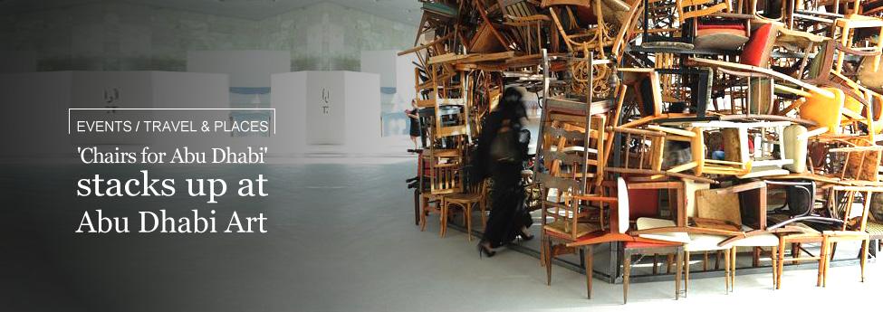 'Chairs for Abu Dhabi' stacks up at Abu Dhabi Art Slider Blog EAU25oct