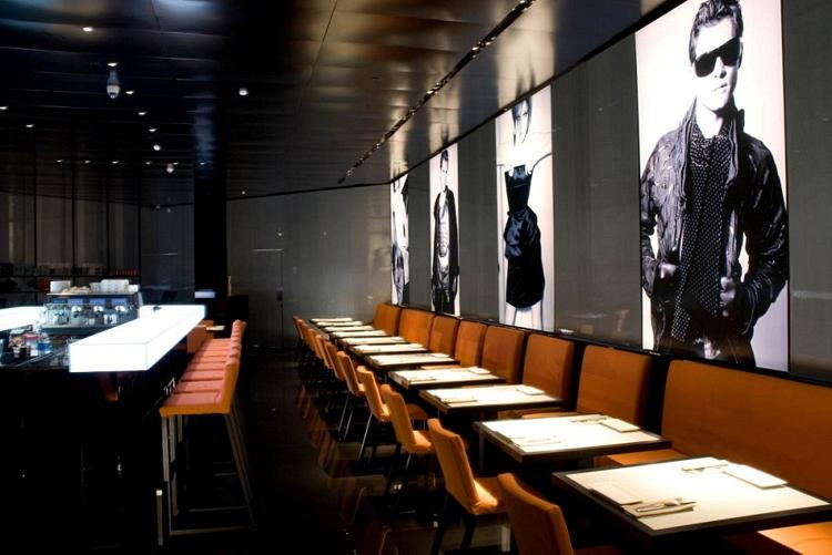Armani Cafe Mall Of The Emirates Menu