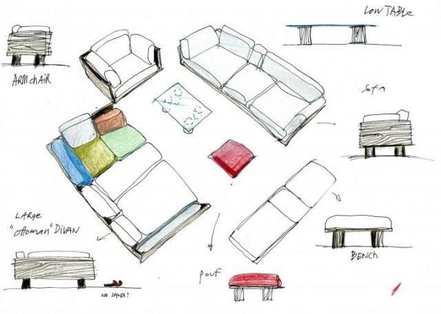 Aksu/ Suardi is an design studio in Milan, Italy. Its name comes of the founders Sezgin Aksu and Silvia  Suardi.   Design Studio – Aksu/Suardi b 720 0 0 0   images stories benedetto Cole aksu suardi ottoman Cole Ottoman sofa 2 e1351778149485