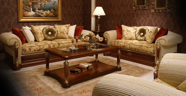 Metebronz mobilya manufacturing classic furniture design for Mobilya design