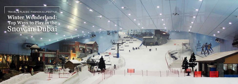 Winter Wonderland: Top Ways to Play in the Snow in Dubai Slider Blog EAU4jan