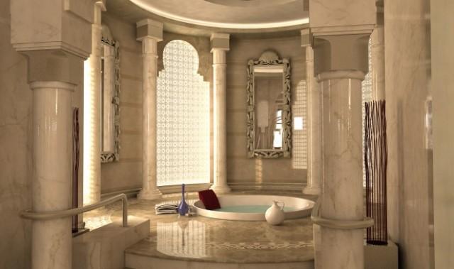 Design Hotels, Bulgari, Diane Von Furstenberg, Christian Lacroix, Dubai, Armani, Elie Saab  Design Hotels lush tiger woods dubai hotel spa e1358249593783