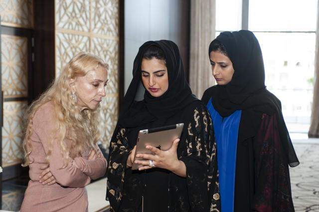 Vogue Fashion Dubai Experience 2013