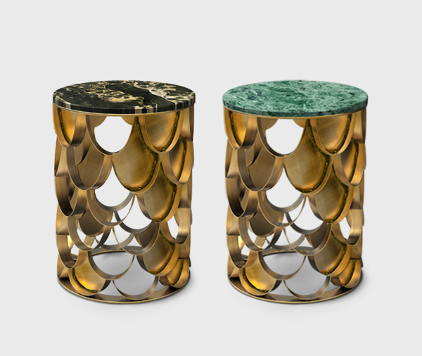 Furniture, accessories, lighting and rugs that are strongly connected with the forces of nature KOI side table1