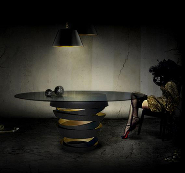 Furniture Collection by Koket is Unique and Lively Koket Intuition Table 21