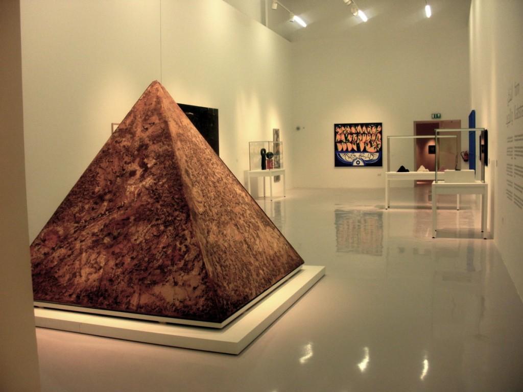 Mathaf Mathaf – Arab Museum of Modern Art, Doha – Qatar Mathaf Arab museum modern art 011 1024x768