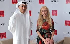 Vogue Fashion Dubai Experience 2013 images1