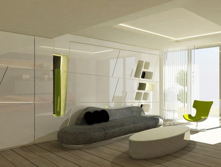 N-Designers, celebrating lifestyle luxury penthouse in beirut 3