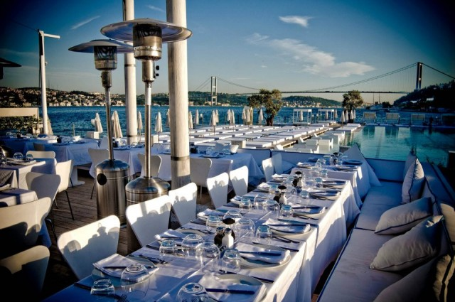 Suada is one of the top gear venues in Istanbul for glamorous events.