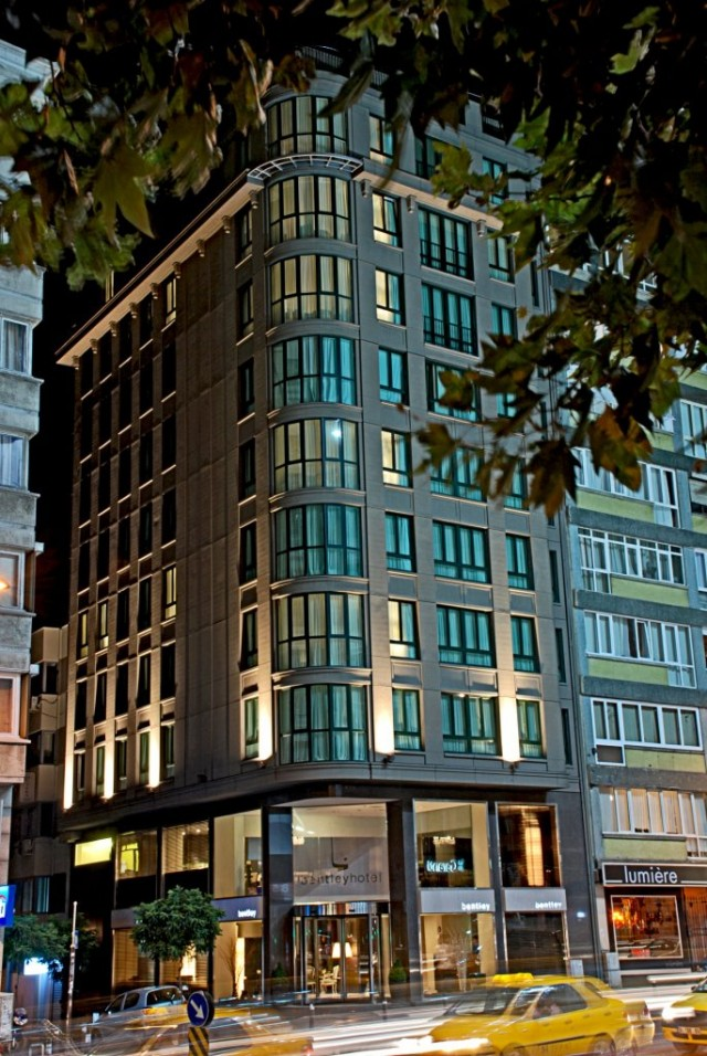 Bentley Hotel in Istanbul  The Bentley Hotel is a temple to radiance and Light  340363 138173039625286 853784270 o e1362396620436