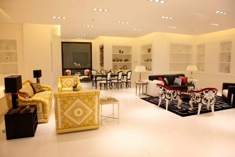 Versace home new boutique beirut lebanon01 for Boutique design hotel dubai
