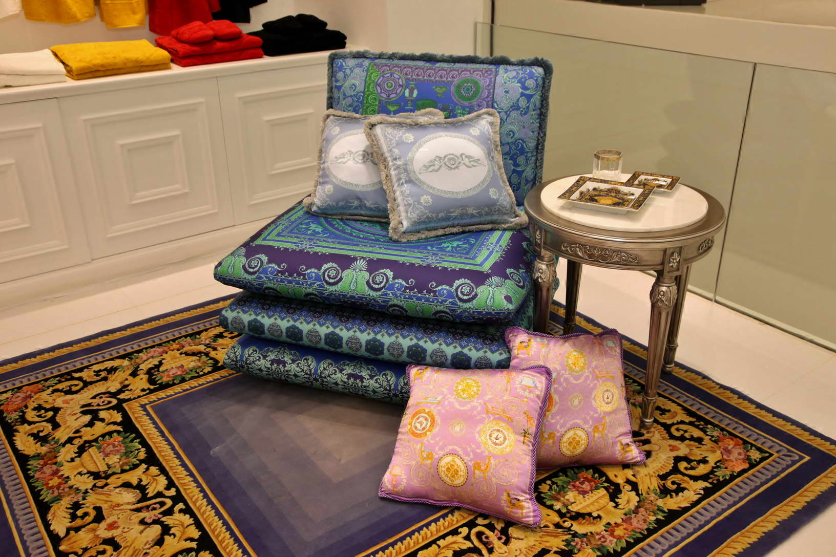 Versace Home Boutique opens in Downtown Beirut, Lebanon - Design Home