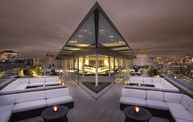 ME Hotel, London by Foster + Partners img141 e1363347953768