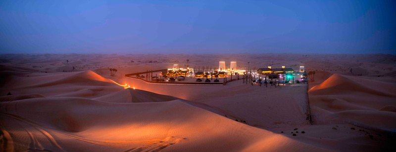 Experience traditional Arabian living with a few modern luxuries  11