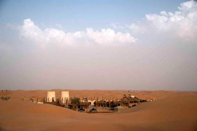 Arabian adventure desert safari  Experience traditional Arabian living with a few modern luxuries  4 e1366022029841