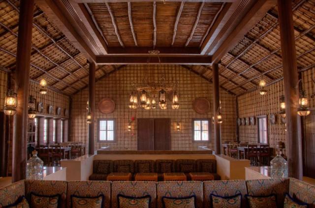 Arabian adventure desert safari  Experience traditional Arabian living with a few modern luxuries  6 e1366022066262
