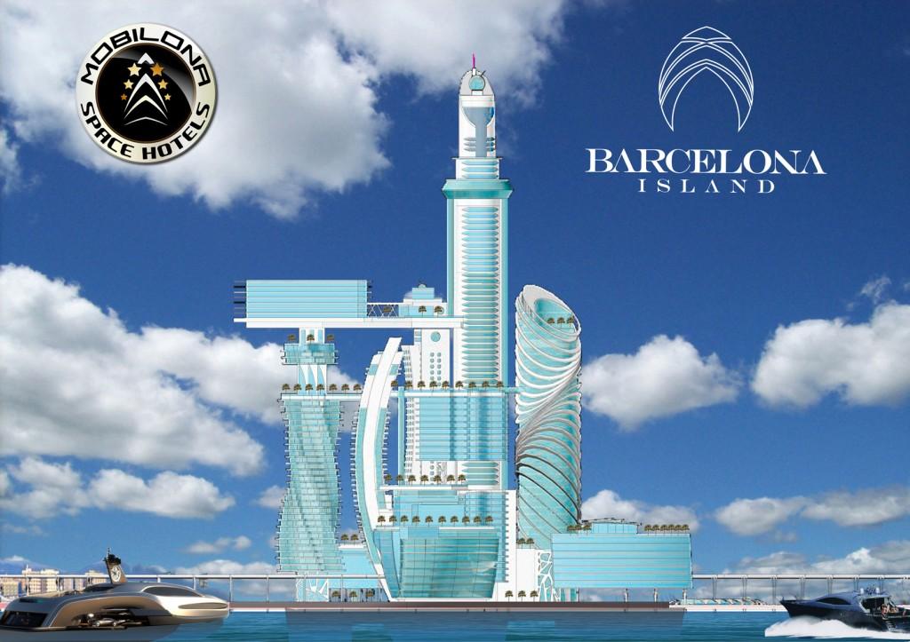 "Dubai-style ""space hotel"" designed by Spanish architect Erik Morvan  1530458401 1024x723"