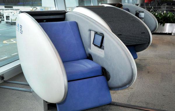 GoSleep Sleeping Pods for Travelers in Abu Dhabi International Airport GoSleep Sleeping Pods 11