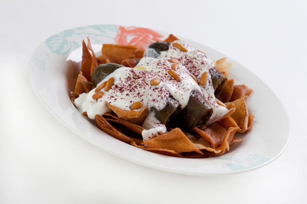 Popular Beirut cafe now in Dubai Leila  Fettet Makdous11 1024x682