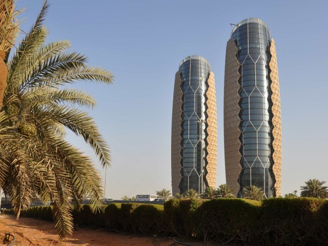al-bahar-towers-wins Al Bahar Towers Stylish Al Bahar Towers Amazing Technology : Architecture al bahar towers wins innovation award newsal bahar towers wins innovation award 1264 e1368783144984