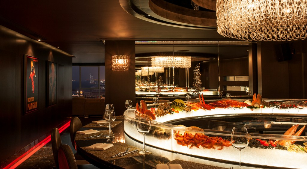Top 5 Late Night Dining Spots in Dubai Crudo Bar Embassy 8334 1024x5641