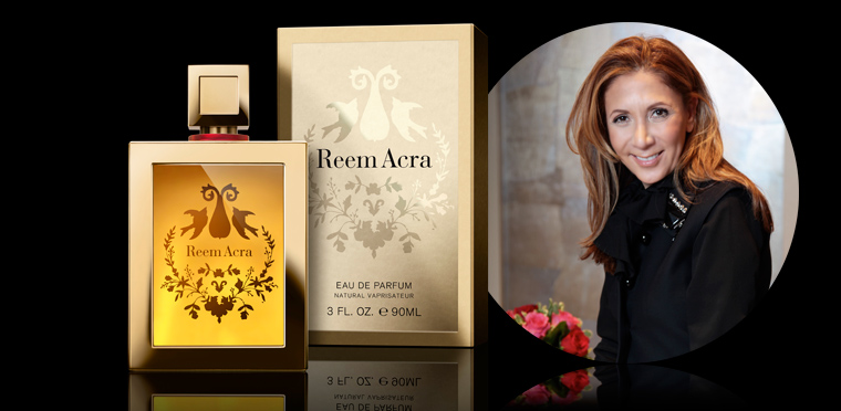 Lebanese Designer Reem Acra to Launch Her First Fragrance this Fall ReemAcra Hero