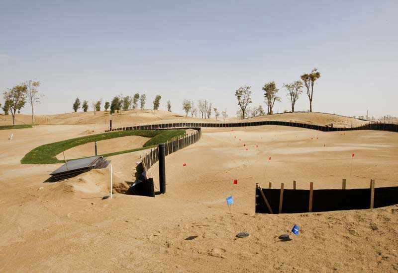 Gil Hanse to design new Dubai golf course Tiger Woods Dubai Course