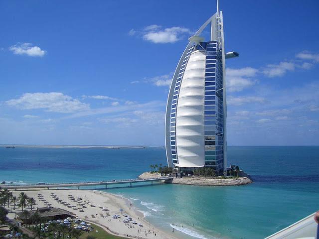 Top 5 Luxurious Hotel Of Dubai Burj