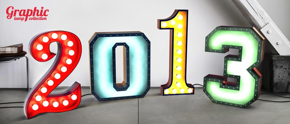 Delightfull: 10 best moments so far graphic lamp collection unique delightfull slide 01