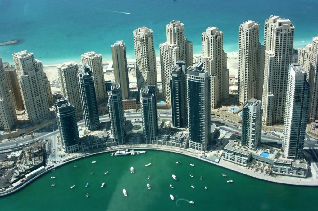 Top 10 Interior Companies in Dubai Dubai Marina Aerial 1 1024x682