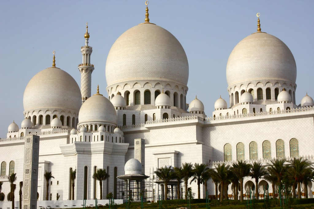 Affordable luxury: Abu Dhabi's top 10 best hotels Sheikh Zayed Mosque Abu Dhabi 1024x682