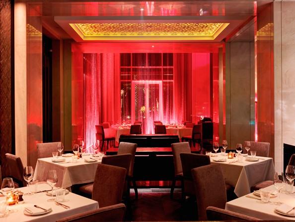 restaurante promotion  Park Hyatt Abu Dhabi restaurante promotion