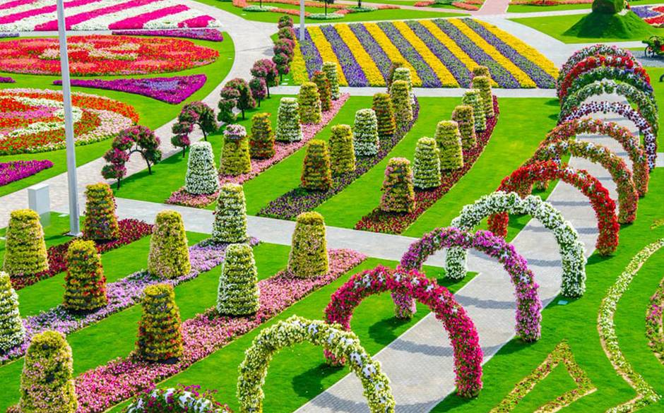 World's Largest Natural Flower Garden in Dubai Dubai Miracle Gard 2492910a