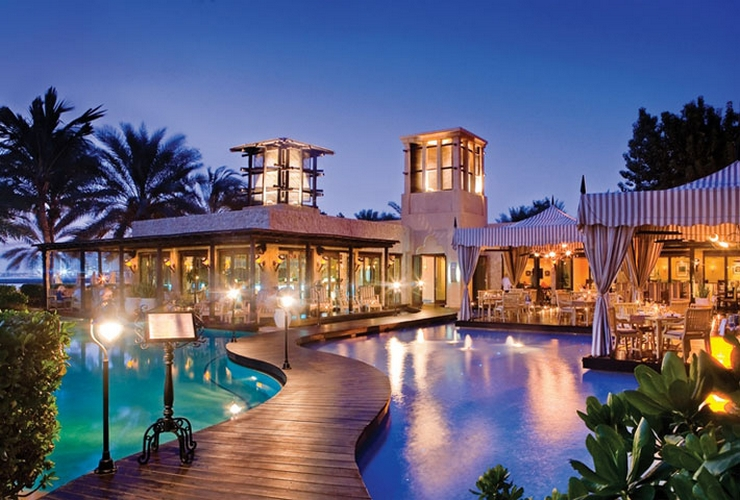 Dubai's Top Design Hotels One and Only Royal Mirage Palace