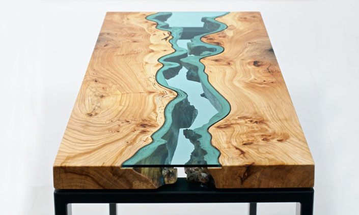 Contemporary Wood Tables by Greg Klassen 2014 Contemporary Wood Tables by Greg Klassen slide