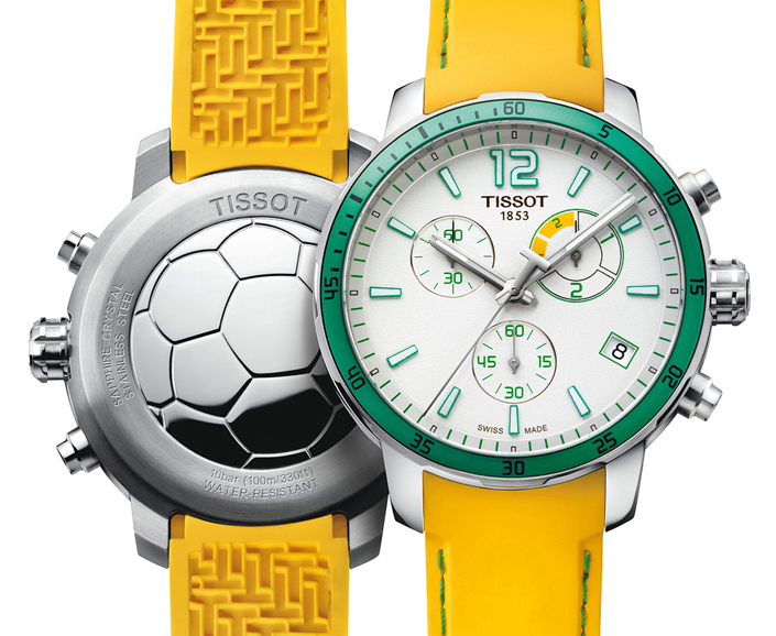 Limited Edition Watches Dedicated to FIFA World Cup 2014 Limited Edition Watches Dedicated to FIFa World Cup 2014