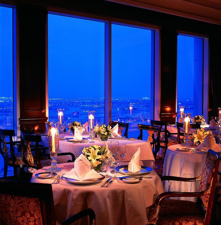 Best Restaurants in Doha, Qatar in 2014 best hotel in qatar THE RITZ CARLTON DOHA