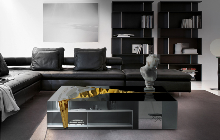 LATEST MODERN COFFEE TABLE FOR YOUR LIVING ROOM boca do lobo lapiaz coffee table luxurious center table latest projects