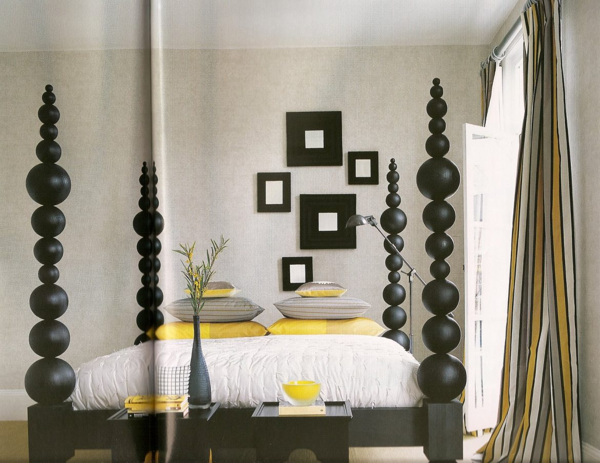 Beautiful and inspired bedrooms: Fifty Shades of Gray