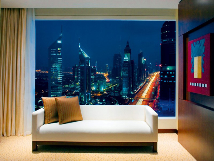 10 Most incredible bedrooms with breathtaking views-city-lights