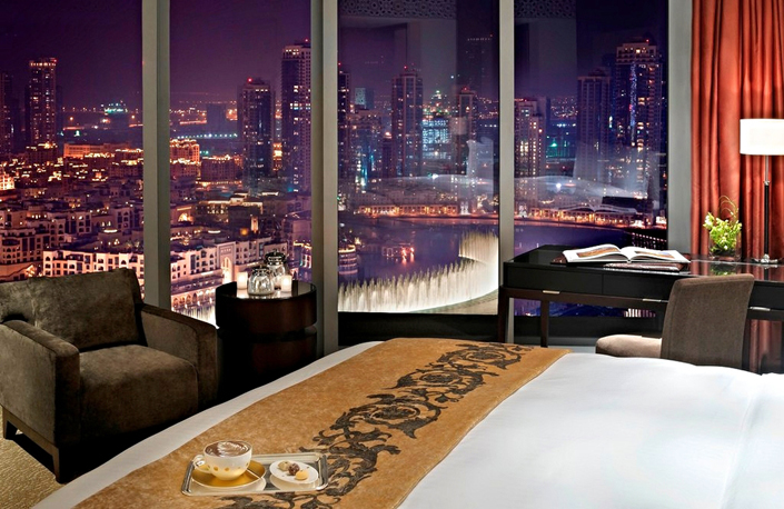 10 Most incredible bedrooms with breathtaking views-dubai