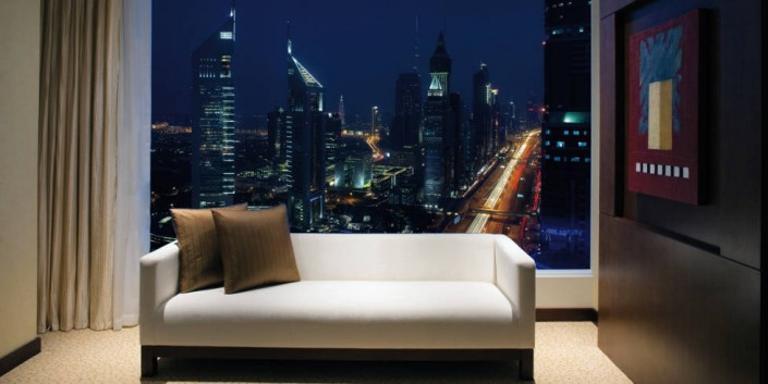 Top 5 places for room service in dubai design home for Best design hotel dubai